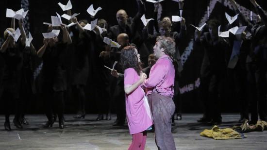 Papageno & Papagena © De Nederlandse Opera  Clärchen & Matthias Baus
