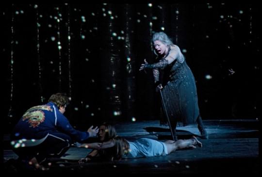 Reine de la Nuit (Amsterdam)  © De Nederlandse Opera  Clärchen & Matthias Baus