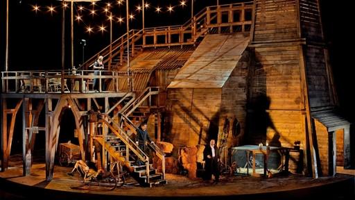Acte I (2013) © Bayreuther Fespiele/Enrico Nawrath