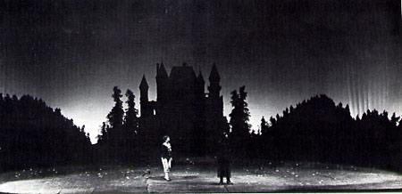 Un autre image de la mise en scène de Lavelli en 1977